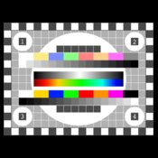 ivak TV Test Screen