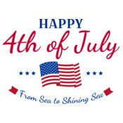 Happy 4th Sea to Sea