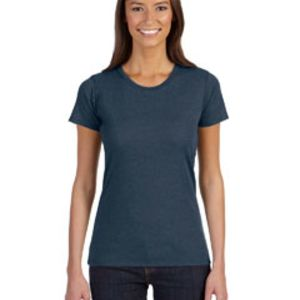 Ladies' 4.25 oz. Blended Eco T-Shirt Thumbnail