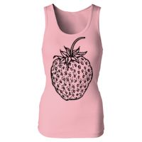 Ladies' 4.4 oz. 100% Organic Cotton Tank Top Thumbnail
